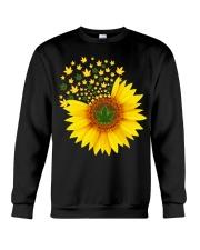 I Love Sunflower  Crewneck Sweatshirt thumbnail
