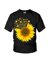 I Love Sunflower  Youth T-Shirt thumbnail