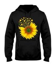 I Love Sunflower  Hooded Sweatshirt thumbnail