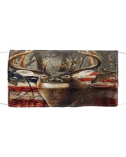 Hunting Amrecian Flag Cloth face mask front