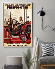 September Firefighter 24x36 Poster lifestyle-poster-1