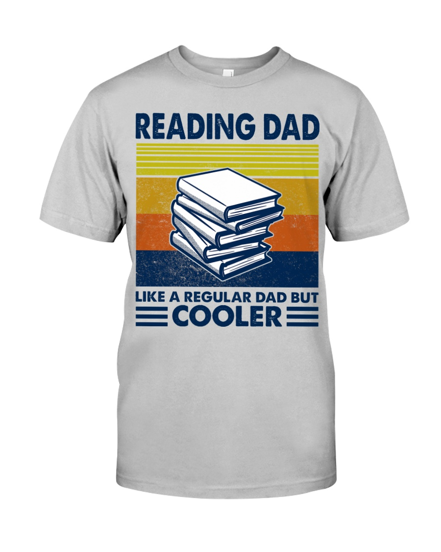 Reading Dad Classic T-Shirt