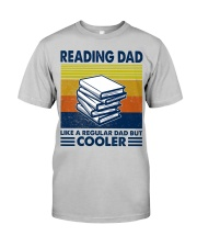 Reading Dad Classic T-Shirt front