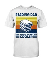 Reading Dad Classic T-Shirt tile