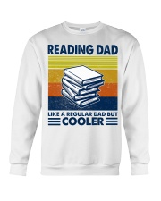 Reading Dad Crewneck Sweatshirt thumbnail