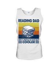 Reading Dad Unisex Tank thumbnail