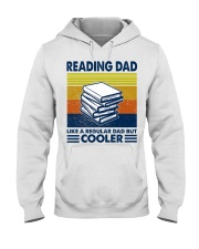 Reading Dad Hooded Sweatshirt thumbnail