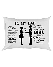 I Know It's Not Easy To Raise A Child Rectangular Pillowcase front