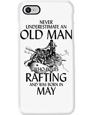 Old Man Loves Rafting May Phone Case thumbnail