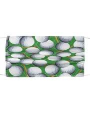 Golf Fabric Cloth face mask thumbnail