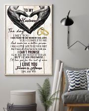 To My Husband The One Whom My Soul Loves 24x36 Poster lifestyle-poster-1