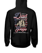 Being Popo Is Priceless Hooded Sweatshirt thumbnail