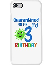 Quarantined On 3nd My Birthday Phone Case thumbnail