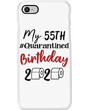 55h Birthday 55 Year Old Phone Case thumbnail