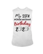 55h Birthday 55 Year Old Sleeveless Tee thumbnail