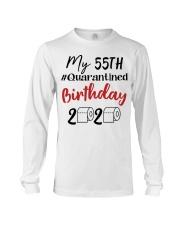 55h Birthday 55 Year Old Long Sleeve Tee thumbnail