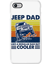 jeep Dad Like A Normal Dad Only Cooler Phone Case thumbnail
