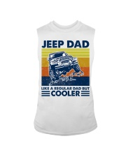 jeep Dad Like A Normal Dad Only Cooler Sleeveless Tee thumbnail