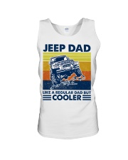 jeep Dad Like A Normal Dad Only Cooler Unisex Tank thumbnail