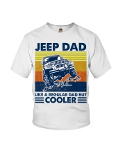 jeep Dad Like A Normal Dad Only Cooler Youth T-Shirt thumbnail