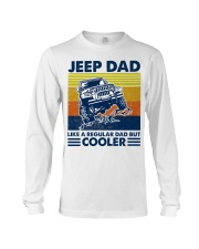 jeep Dad Like A Normal Dad Only Cooler Long Sleeve Tee thumbnail