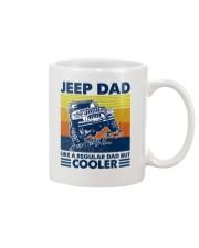 jeep Dad Like A Normal Dad Only Cooler Mug thumbnail