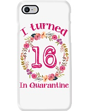 16th Birthday 16 Years Old Phone Case thumbnail