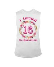 16th Birthday 16 Years Old Sleeveless Tee thumbnail