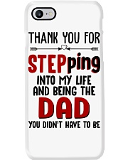Thank You For Stepping Into My Life Phone Case thumbnail