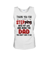Thank You For Stepping Into My Life Unisex Tank thumbnail