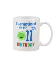 Quarantined On 11th My Birthday 11 years old Mug thumbnail