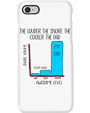 The Louder The Snore The Cooler The Dad Phone Case thumbnail