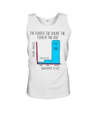 The Louder The Snore The Cooler The Dad Unisex Tank thumbnail