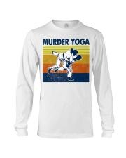 Jiu Jitsu Murder Yoga Long Sleeve Tee tile