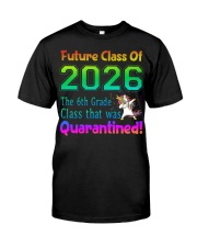 6th Grade Classic T-Shirt front