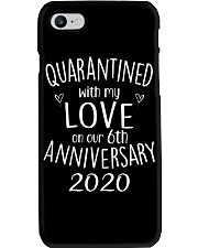 1 Year Married 1st Anniversary Phone Case thumbnail