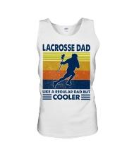 Lacrosse Dad Like A Regular Dad But Cooler Unisex Tank thumbnail
