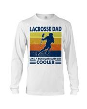 Lacrosse Dad Like A Regular Dad But Cooler Long Sleeve Tee thumbnail