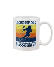 Lacrosse Dad Like A Regular Dad But Cooler Mug thumbnail