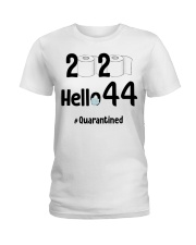 44th Birthday 44 Years Old Ladies T-Shirt tile