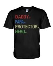 PAPA V-Neck T-Shirt tile