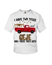 I Have Two Titles Mom And Geje Youth T-Shirt thumbnail