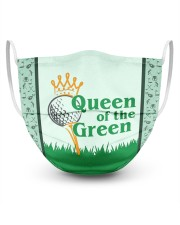 Queen Of The Green  Masks tile
