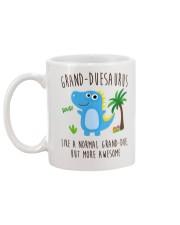 GRAND-DUE Mug back