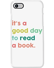 It's A Good Day To Read A Book Phone Case thumbnail