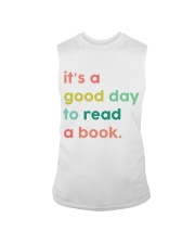 It's A Good Day To Read A Book Sleeveless Tee thumbnail