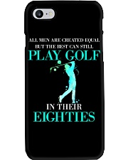 The Best Can Still Play Golf In Their Eighties Phone Case thumbnail