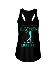 The Best Can Still Play Golf In Their Eighties Ladies Flowy Tank thumbnail