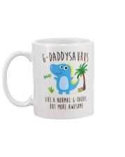 G-DADDY Mug back