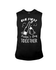 Our First Father's Day Together Sleeveless Tee tile